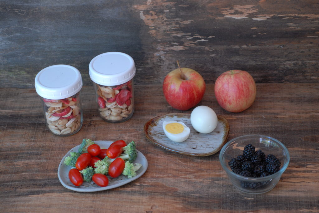 Nutritious Snacks for Travel