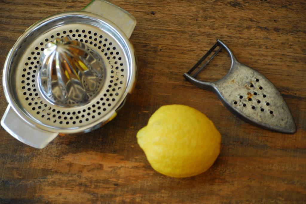 Grain Free Lemon Poppy Seed Cookies