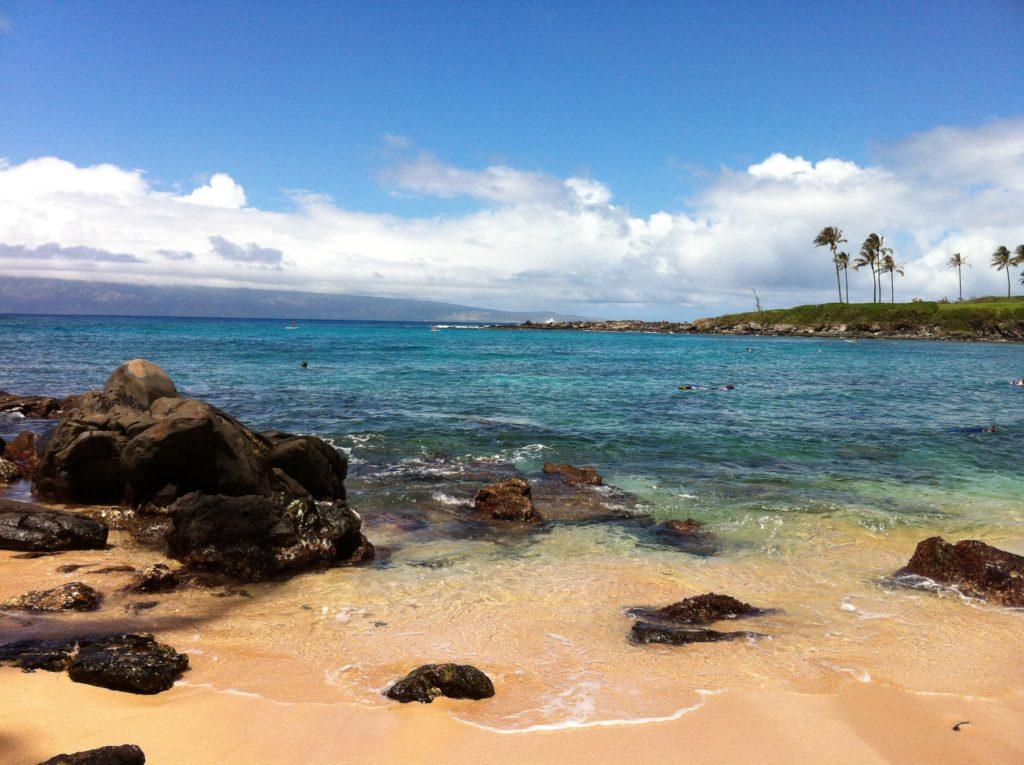 My Journey began in Hawaii.