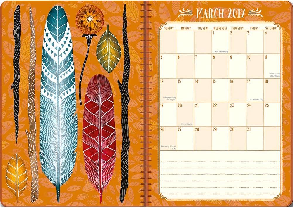 Orange Studio Day Planner to Live Life on Purpose.