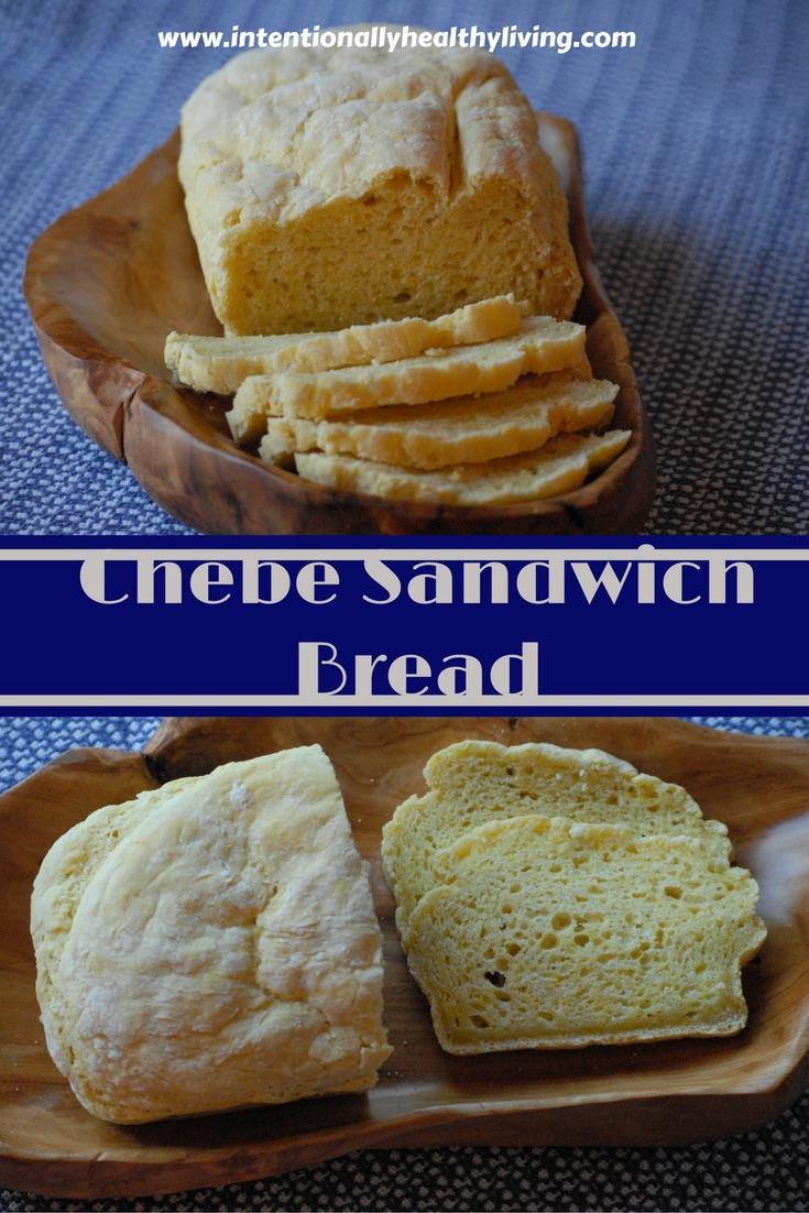 Chebe Sandwich Bread