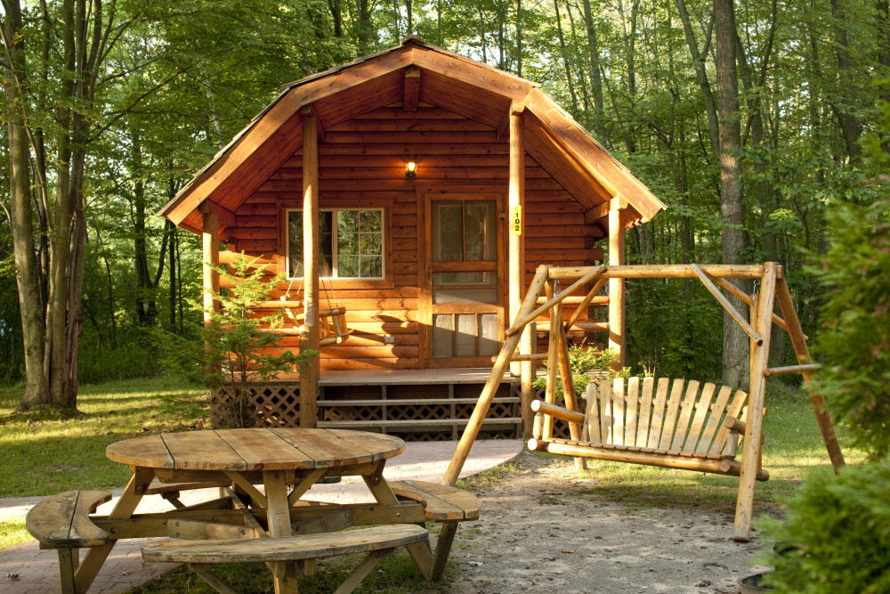 KOA camping cabins come in many sizes with a variety of options for amenities. Find the cabin that fits your style and budget.