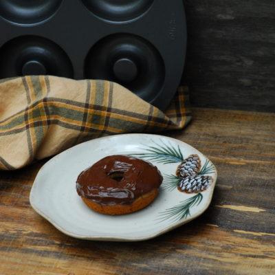 Grain Free Cake Doughnuts