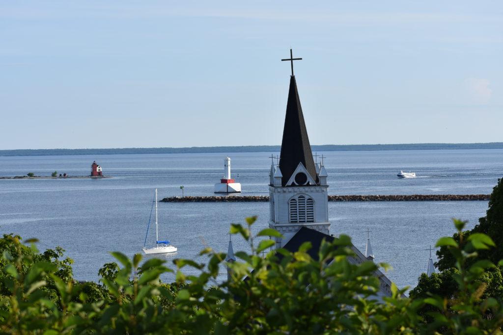 Michigan's Mackinac Island
