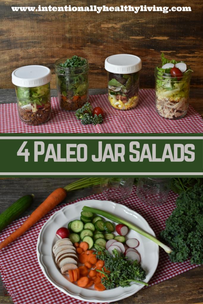 Paleo Jar Salad Recipes