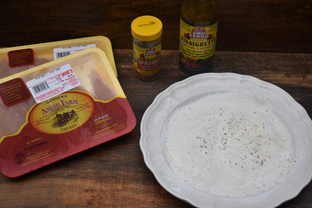 Gluten Free Chicken Nugget Ingredients