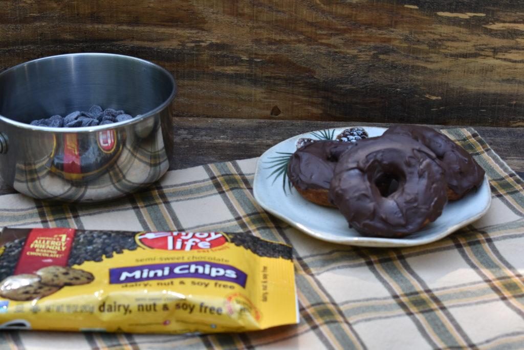 Grain Free Pumpkin doughnuts