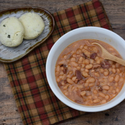 Classic Bean and Ham Soup
