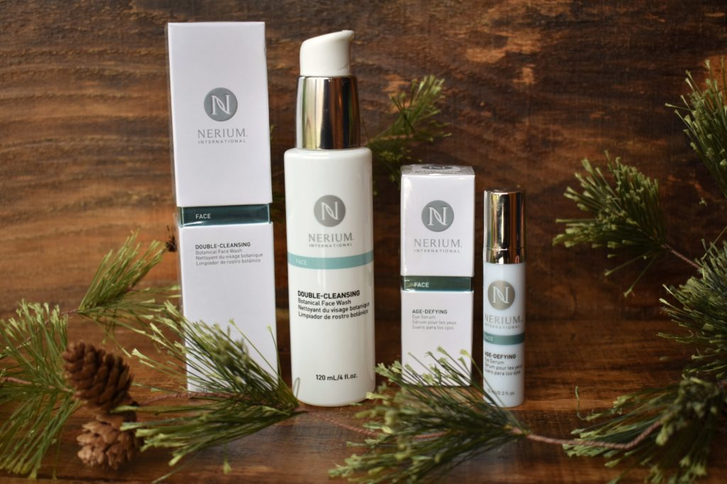 Holiday Gift Guide.  Purchase eye serum at www.mlehr.nerium.com