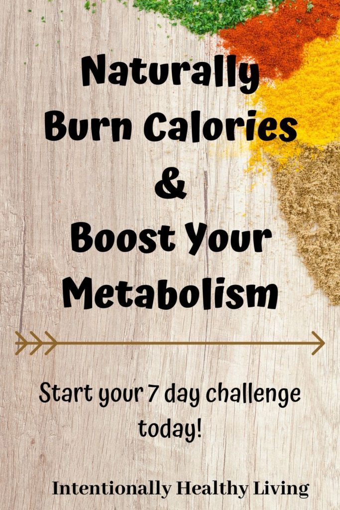 Boost Metabolism & Burn Calories - Intentionally Healthy ...